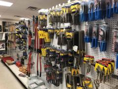 Vise Grips, Clamps, Channel Locks, Bolt Cutters