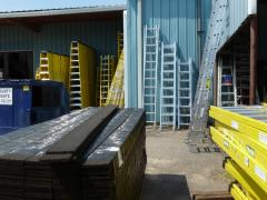 Werner Aluminum And Fiberglass Ladders