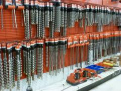 Carbide Masonry Bits