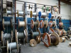 Various Sizes Of Wire Rope