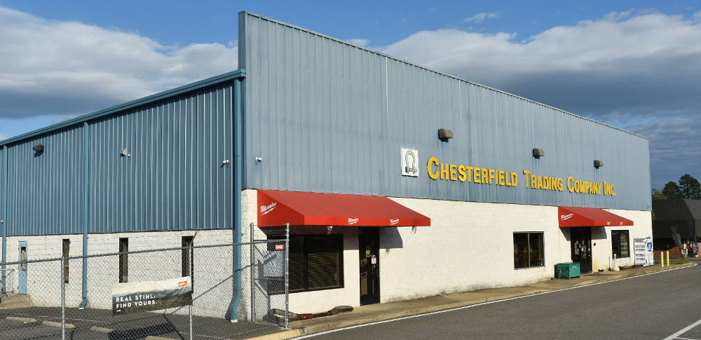 Chesterfield Trading Company Inc Home Page