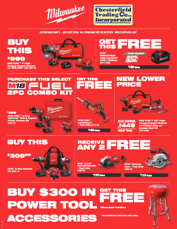 Download the latest sales flyer